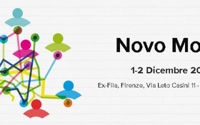 Novo Modo, 1-2 Dicembre 2017 a Firenze, convegno sulle nuove forme di economia